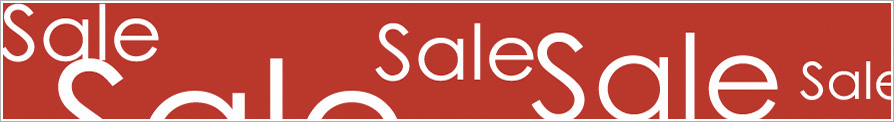 On Sale banner
