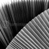 Πανί αντικατάστασης σίτας plisse 15mm