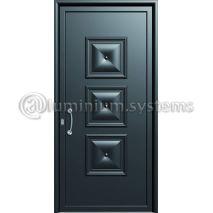 Πόρτα Αλουμινίου P2300A