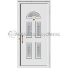 Πόρτα εισόδου pvc 8406
