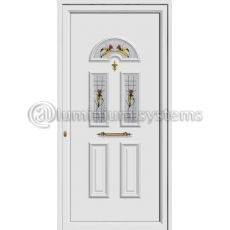 Πόρτα εισόδου pvc 8408