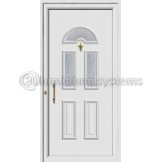 Πόρτα εισόδου pvc 8417