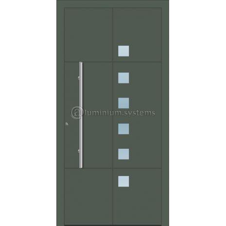 Πόρτα Εισόδου Ασφαλείας Tls 50 Smart 1150-8