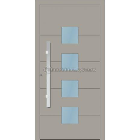 Πόρτα Εισόδου Ασφαλείας Tls 50 Smart 1160-8