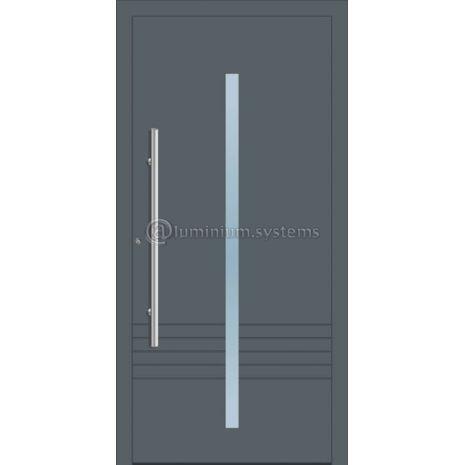 Πόρτα Εισόδου Ασφαλείας Tls 50 Smart 1165-8