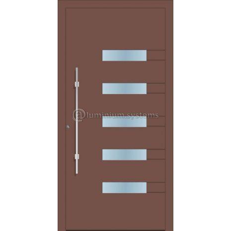 Πόρτα Εισόδου Ασφαλείας Tls 50 Smart 1180-8