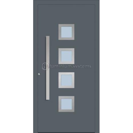 Πόρτα Εισόδου Ασφαλείας Tls 50 Smart 1280-8