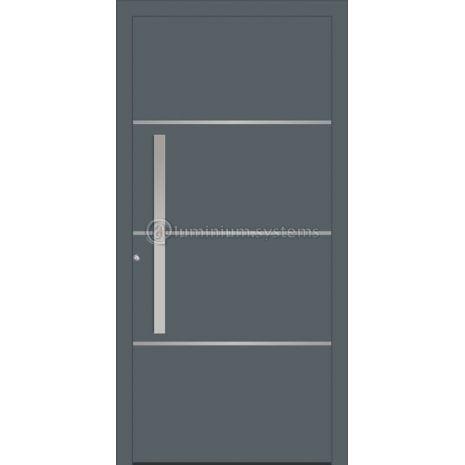 Πόρτα Εισόδου Ασφαλείας Tls 50 Smart 1315-8