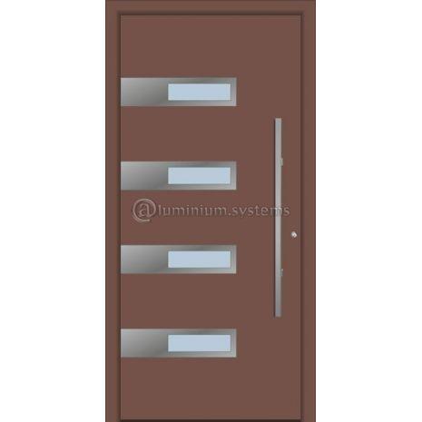 Πόρτα Εισόδου Ασφαλείας Tls 50 Smart 1325-8