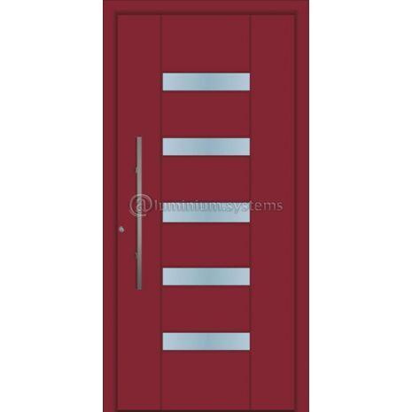 Πόρτα Εισόδου Ασφαλείας Tls 50 Smart 1717-8