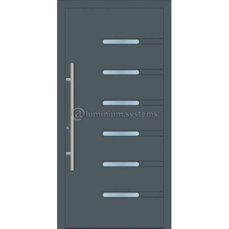 Πόρτα Εισόδου Ασφαλείας Tls 50 Smart 1732-8