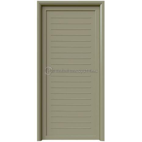 Πόρτα Αλουμινίου 7080