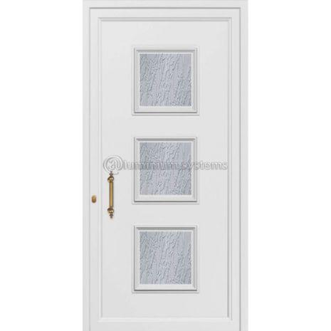 Πόρτα εισόδου pvc 8344