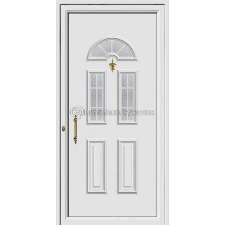 Πόρτα εισόδου pvc 8402
