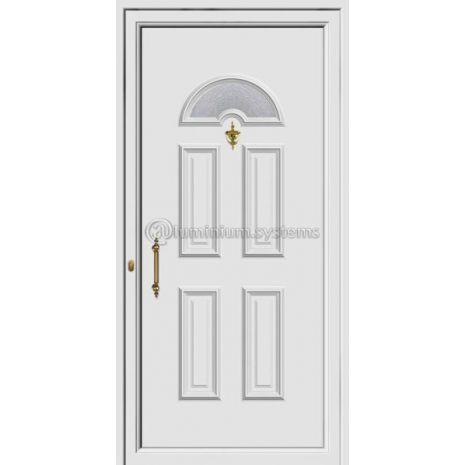 Πόρτα εισόδου pvc 8416