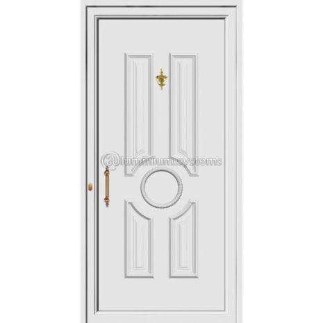 Πόρτα εισόδου pvc 8460