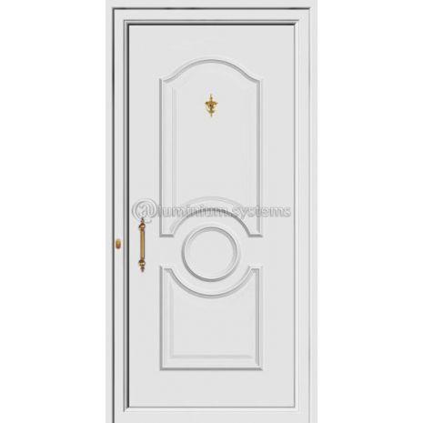 Πόρτα εισόδου pvc 8480