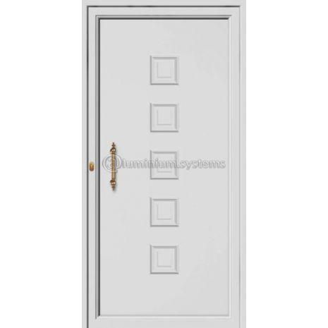 Πόρτα εισόδου pvc 8660