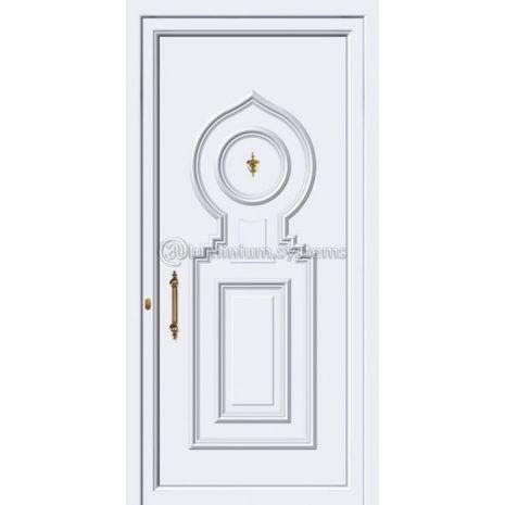 Πόρτα εισόδου pvc 8690