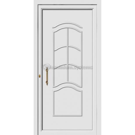 Πόρτα εισόδου pvc 8720