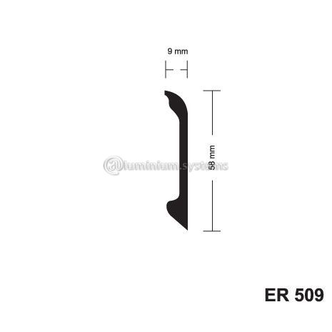 Σοβατεπί pvc ER509