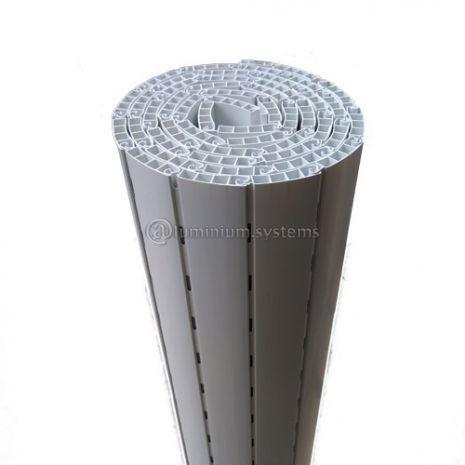 Πλαστικό προφίλ pvc για ρολά παλαιού τύπου