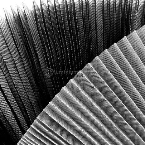 Πανί αντικατάστασης σίτας plisse 20mm